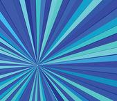 Niebieskim tle pasiasty — Wektor stockowy