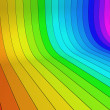 Abstract rainbow colorful background — Stock Photo