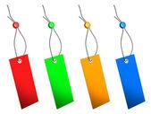 Ventas de la señal. promociones, descuentos, compras — Foto de Stock