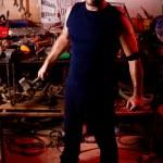 Mechanic male — Stock Photo #6768694