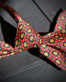 Colorful tie and suit — Stockfoto