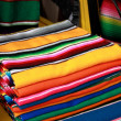 Mexican blankets — Stock Photo