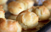 Fresh baked pastries — Stock Photo