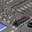 Sound board — Stock Photo