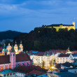 Stock Photo: Ljubljana, capital of Slovenia