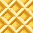 Waffles seamless texture - Stockvektor