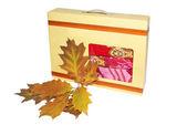 Autumn gift. — Stock Photo