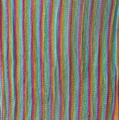 Silk scarf texture — Stock Photo