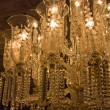 Stock Photo: Chandelier closeup - Dolmbahche