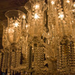 Stockfoto: Chandelier closeup - Dolmbahche