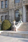 Dolmabache Palace Entrance - stairs — Stock Photo
