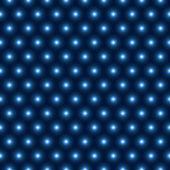 Вектор блестящих синих огней бесшовный фон — Cтоковый вектор