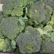 Green fresh broccoli close up — Stock Photo #6944955