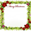 Chirstmas background with beautiful concept — Stock Photo