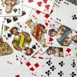 Playing cards — Stock Photo #7191640