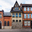 Idyllic city Hann Munden in Germany. Panorama — Stock Photo