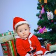 Little Santa — Stock Photo #7524237