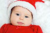 Kleine santa — Stockfoto