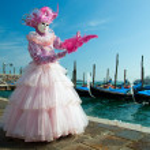 Karnawał w Wenecji — Zdjęcie stockowe #7626036