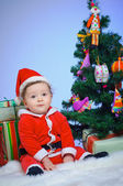 Little Santa — Stock Photo