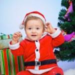 Little Santa — Stock Photo