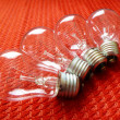 Electric light bulbs - Stock Photo