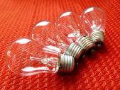 Ampoules électriques — Photo