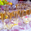 Glasses of champagne — Stock Photo #7695484