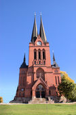St. Mark's Church in Chemnitz-1 — Stock Photo