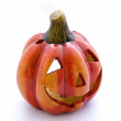 Royalty-Free Stock Photo: Scary halloween pumpkin