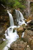 高山の滝 — ストック写真