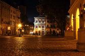 Lviv city center — Stock Photo