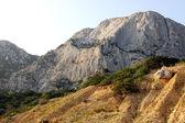 Mountains in Crimea — Stok fotoğraf
