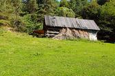 被遗弃的房子 — 图库照片