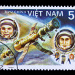 Постер, плакат: VIETNAM CIRCA 1986
