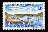 FRANCE - CIRCA 1969 — Stock Photo