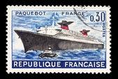франция - около 1984 — Стоковое фото