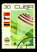 およそ 1979 年 - キューバ — ストック写真