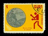 古巴-大约 1972 — 图库照片