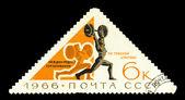 USSR - CIRCA 1966 — Stock Photo