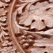 Stock Photo: Wood carving