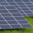 Solar power plant — Stock Photo #7165184