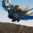 Coal mining — Stock Photo