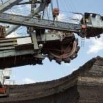 Coal mining — Stock Photo