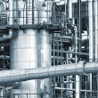 Refinery piping — Stock Photo #7724666