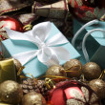 Luxury christmas — Stock Photo