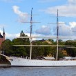 Chapman Ship, Stockholm — Stock Photo #7142860