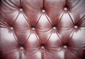 Leather Upholstery Background — Stock Photo