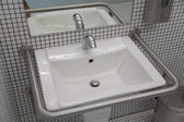 Washbasin — Stock Photo