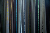 Suit a variety of texture fabric — Stock Photo